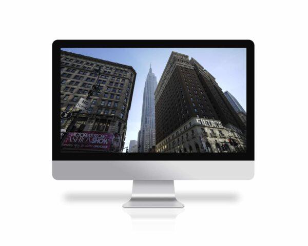 Empire State Building, fondo de pantalla