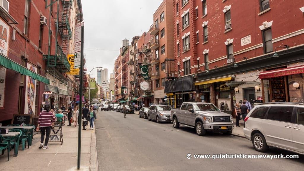 Paseando por Little Italy y Chinatown