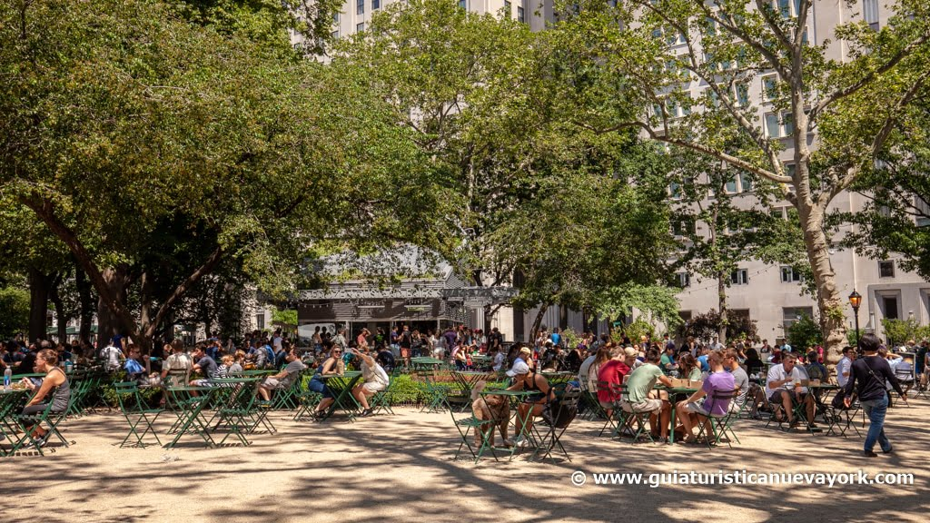 Shake Shack, en Madison Square Park