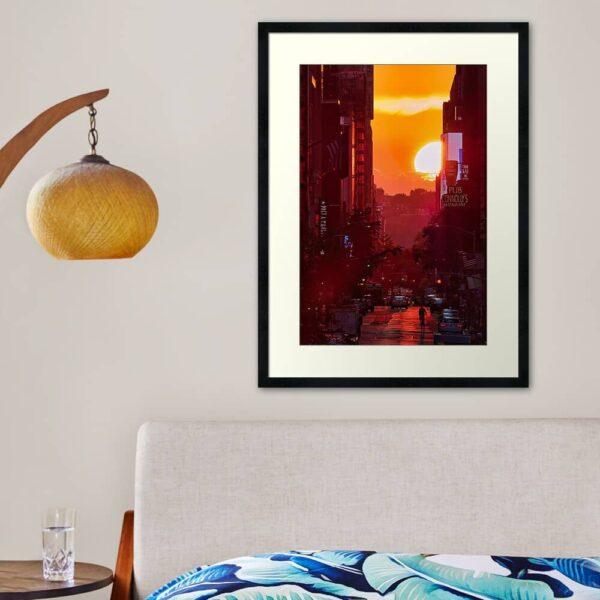 puesta-sol-manhattan-cuadro