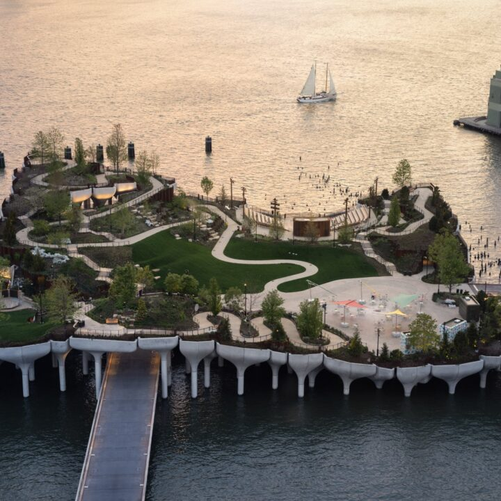 Little Island, el nuevo parque de Nueva York